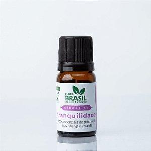 Sinergia Tranquilidade - Flora Brasil - 10 ml