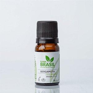 Óleo Essencial Bergamota - Flora Brasil - 05 ml