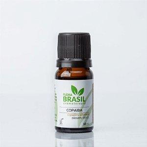 Óleo Essencial Copaíba - Flora Brasil - 10 ml