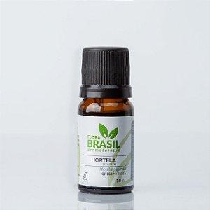 Óleo Essencial Hortelã (Menta Piperita) - Flora Brasil - 10 ml