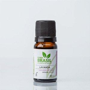 Óleo Essencial Lavanda - Flora Brasil - 10 ml