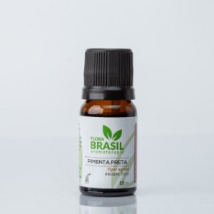 Óleo Essencial Pimenta Preta - Flora Brasil - 05 ml