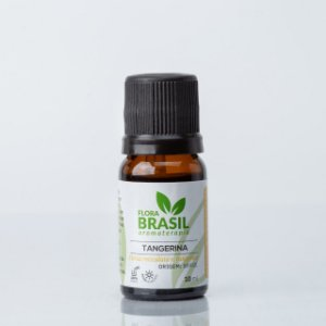 Óleo Essencial Tangerina - Flora Brasil - 10 ml