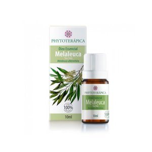 Óleo Essencial de Melaleuca (Tea Tree) 10ml - Phytoterápica