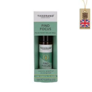 Roll On Find Focus 10 ml - Tisserand