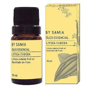 Óleo Essencial de Litsea (Verbena Tropical) 10 ml - By Samia
