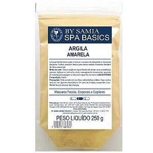 Argila Amarela 250g - By Samia