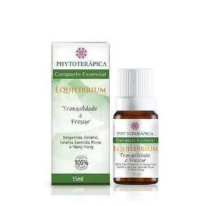 Composto Essencial Equilibrium 15ml - Phytoterápica