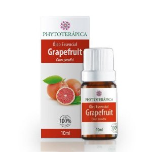 Óleo Essencial de Grapefruit 10ml - Phytoterápica