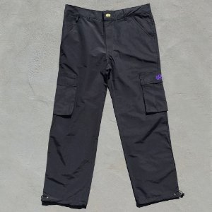 CALÇA CARGO FOLLY DARK PURPLE