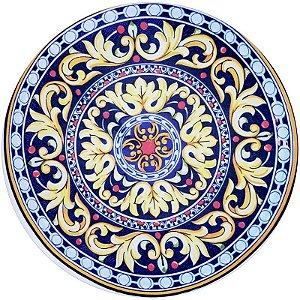 KIT 4 Capas Sousplat Mandala Vitral 35cmx35cm