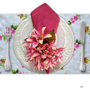 Jogo Americano Florada da Maria Cecília - 4 unds
