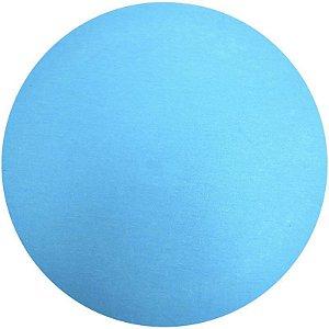 Kit 4 Capas para Sousplat Azul Turquesa 30x30