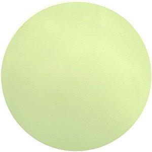 Kit 4 Capas para Sousplat Verde Limão 30cmx30cm