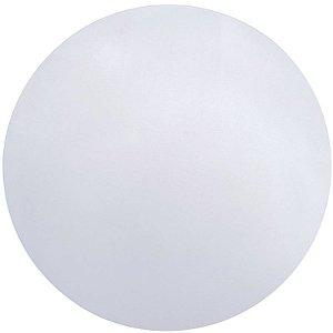 Kit 4 Capas para Sousplat Branco 30cmx30cm