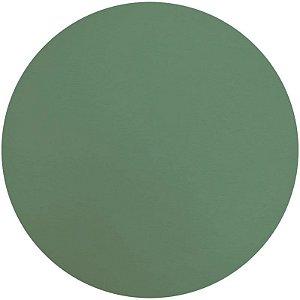 Kit 4 Capas para Sousplat Verde Acetinado 30cmx30cm