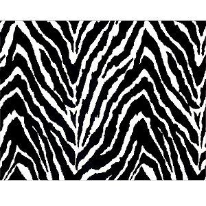 Kit 4 Jogos Americanos Zebra 43cmx34cm