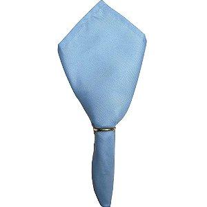 Guardanapo de Tecido Oxford Azul 40cmx40cm - 4 unds