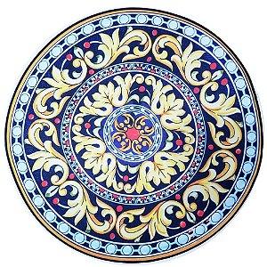 KIT 20 Capas Sousplat Mandala Vitral 35cmx35cm