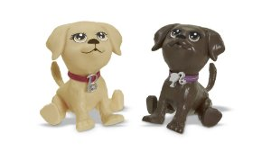 Mini Pets da Barbie® - Hora do Banho - Mattel™
