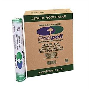 Papel Lençol 50X50 - Eco - Flexpell - Cx 12 Unidades