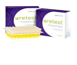 Teste de Urease - Uretest Kit 50 testes