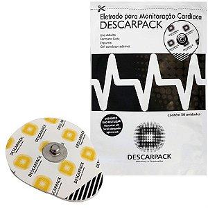 Eletrodo para Monitoração Cardíaca Adulto Descarpack