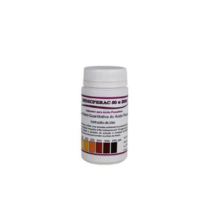 Fita Teste Ácido Peracético - PERAC 2000 - 30und