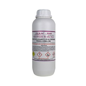 Perac 2000 1 litro - Ácido Peracético 0,2%