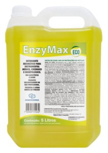 Enzymax Eco - Detergente Enzimático - 5 Litros