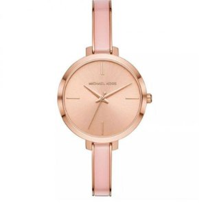 Relógio Michael Kors Bracelete Rosê