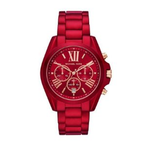 Relógio Michael Kors Vermelho