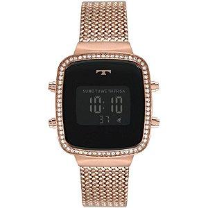 Relógio Technos Rosê Digital