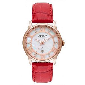 Relógio Orient Vermelho