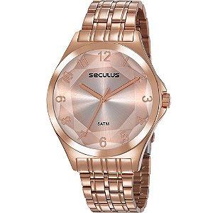 Relógio Seculus Rosê