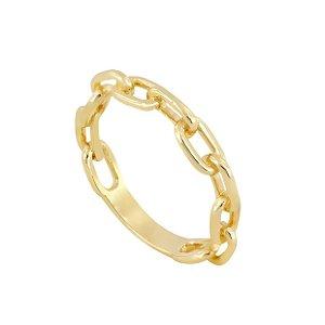 Anel Ouro Elo Cartier #17