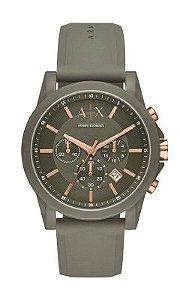 Relógio Armani Cinza