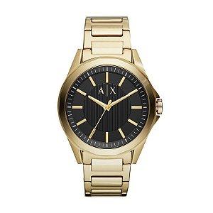 Relógio Armani Dourado