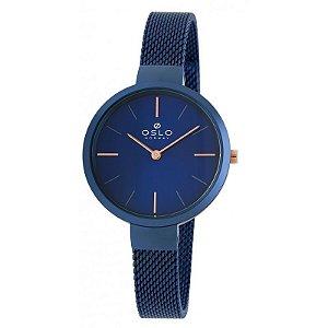 Relógio Oslo Azul