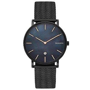 Relógio Skagen Preto