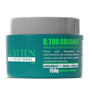 Btox Capilar Orgânico Zero Formol 150gr