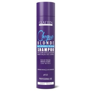 Shampoo Choque Blonde 300ml