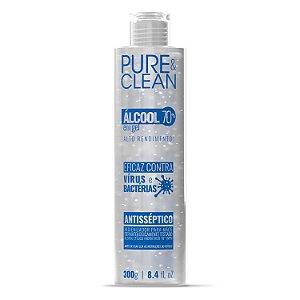 Pure & Clean - Alcool em Gel 300gr