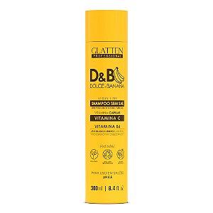 Shampoo Dolce & Banana 300ml