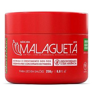 Máscara Malagueta 250g