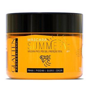 Máscara de Hidratação e Nutrição Para o Verão – Summer