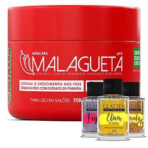 Máscara Malagueta 250g +  brinde