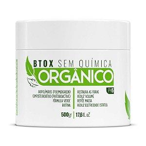 Btox sem Química Organico 500gr