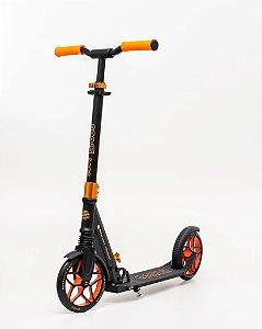 Scooter Groov patinete Dobrável - rodas 200mm C/ suspensão - Laranja