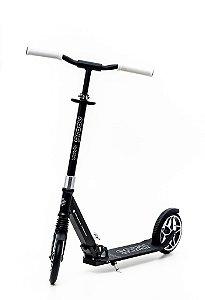 Scooter Groov patinete Dobrável - rodas 200mm C/ suspensão - Branco